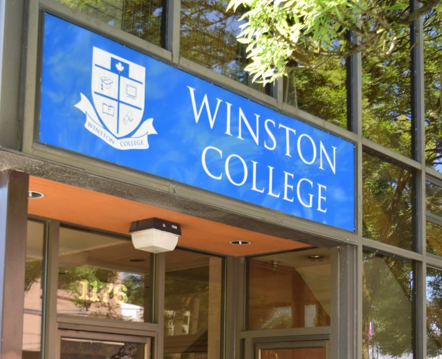 Ielts Winston College