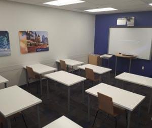 Ielts Testing room2