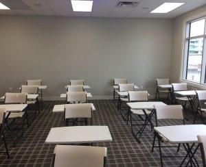 Ielts Testing Room in Kaplan 02